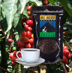 mt meru coffee